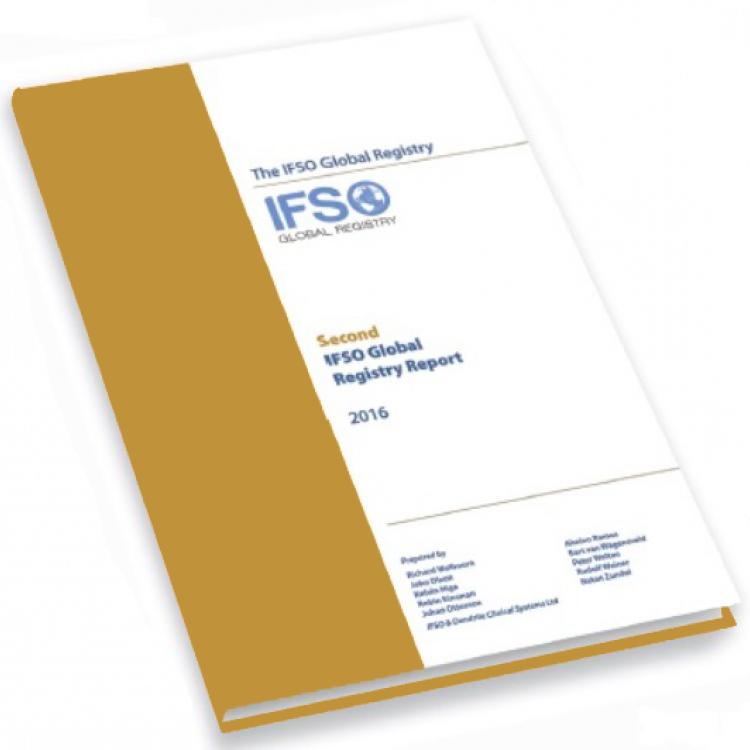 Second IFSO Global Registry Report (2016)